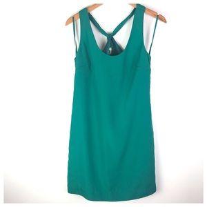 J.Crew Teal Dress Size 0